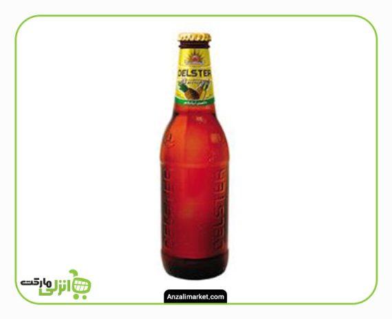 دلستر آناناس شیشه بهنوش - 300سی سی