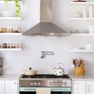 چند پیشنهاد برای داشتن آشپزخانهای تمیز و بهداشتی