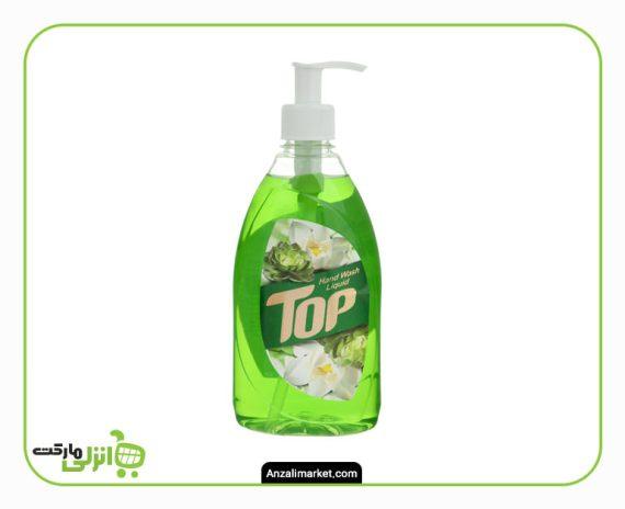 مایع دستشویی تاپ سبز - 500 گرم