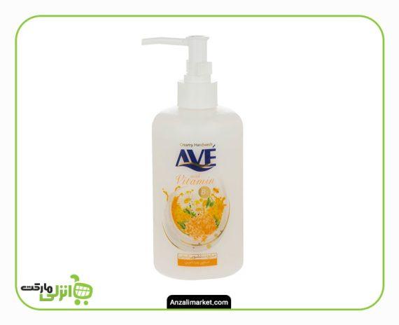 مایع دستشویی کرمی اوه نارنجی - 450 گرم