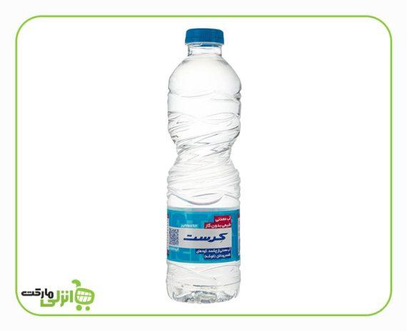 آب معدنی کرست