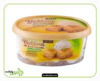 بستنی وانیلی با باقلوا فوردو کاله - 650 گرم