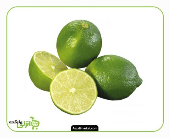 لیمو ترش سبز - 500 گرم