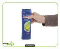 شامپو ضد شوره مردانه کلییر کنترل چربی - 400 میلی