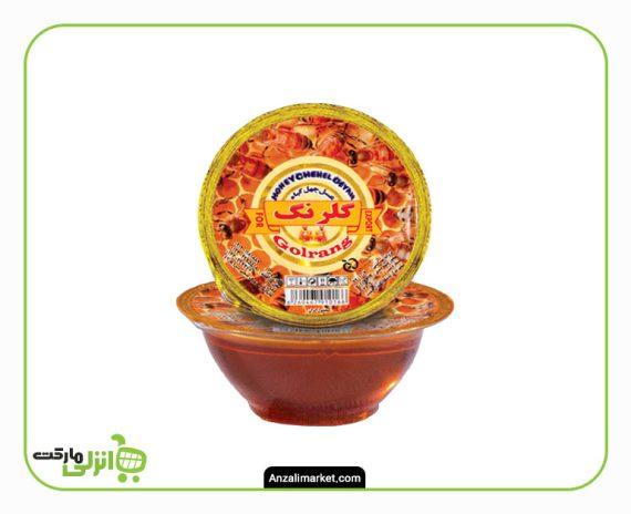 عسل پیاله ای گلرنگ - 50 گرم