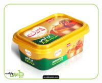 کره گیاهی پخت و پز لادن طلایی - 250 گرم