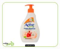 مایع دستشویی کرمی انار اکتیو - 350 گرمی